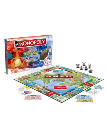 Monopoly - Pokemon