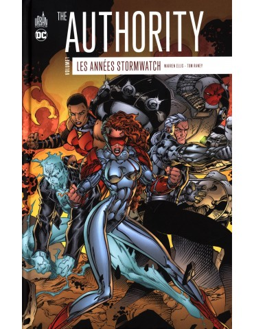 DC Essentiels - The Authority - Tome 1 - Les Annees Stormwatch