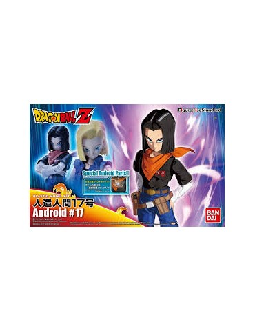 Maquette Dragon Ball Z - Android C17 - Figure Rise Standard