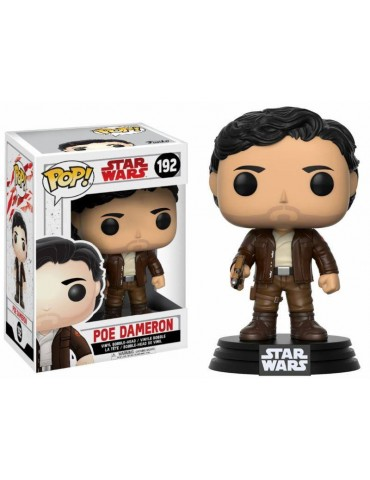 Funko POP - Star Wars 8 - 192 - Poe Dameron