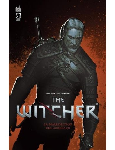 Urban Games - The Witcher - Tome 01