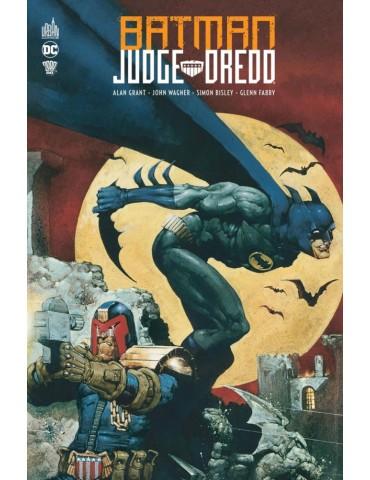 DC Deluxe - Batman Judge Dredd