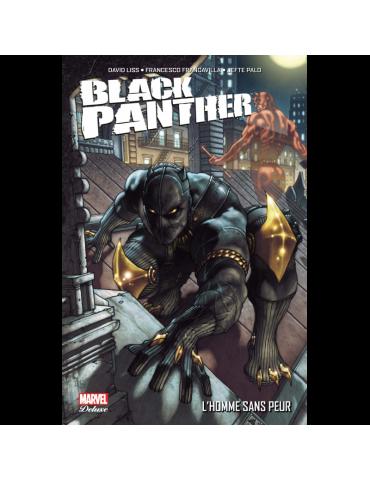 Marvel Deluxe - Black Panther - L'Homme Sans Peur