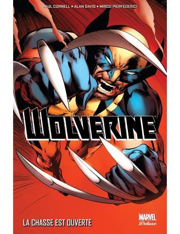 Marvel Deluxe - Wolverine - La Chasse Est Ouverte