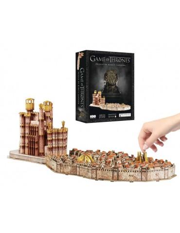 Game of Thrones puzzle 3D Westeros (260 pièces)