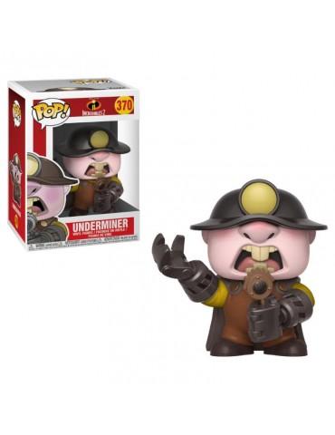 Funko POP - Incredibles 2 - 370 - Underminer