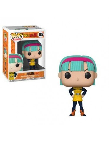 Funko POP - Dragon Ball Z - 385 - Bulma