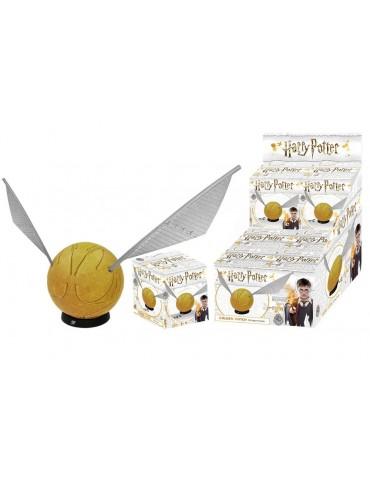 Harry Potter puzzle 3D Golden Snitch (64 pièces)
