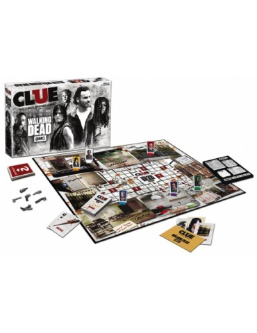 Cluedo Walking Dead