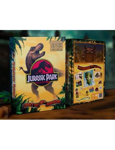 Jurassic Park coffret cadeau Legacy Kit 25th Anniversary
