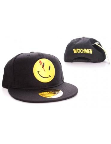 Casquette - Watchmen - Smiley Logo