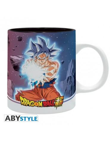 Mug - Dragon Ball Z - Jiren vs Goku