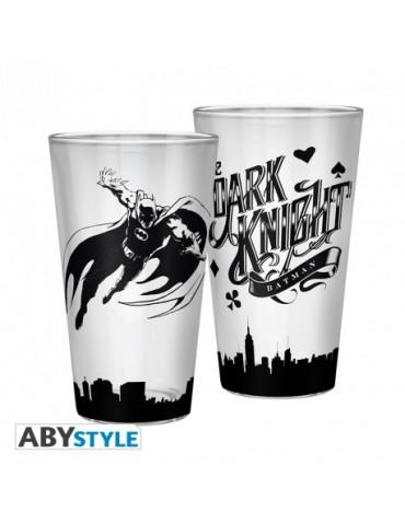 DC COMICS - Verre XXL - 500 ml - Batman Dark Knight