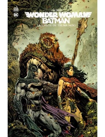 Dc Comics  -  Wonder Woman Batman - La Chute De Tir Na Nog