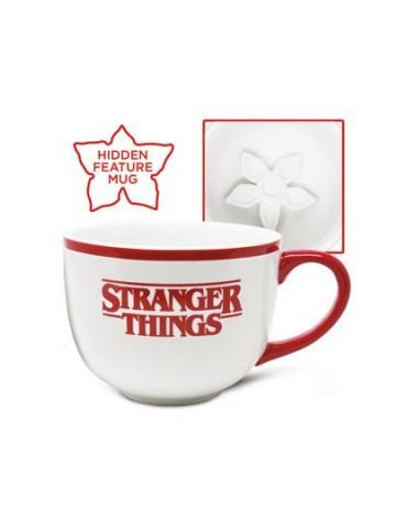 Stranger Things - mug - Demogorgon