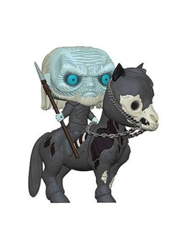 Funko POP - Game of Thrones - 60 - Mounted White Walker