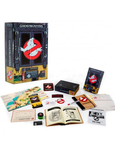Ghosbusters - SOS Fantomes - Employee Welcome Kit