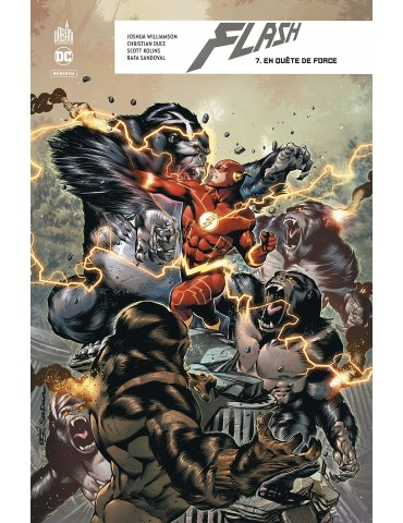 DC Rebirth - Flash Rebirth - Tome 07