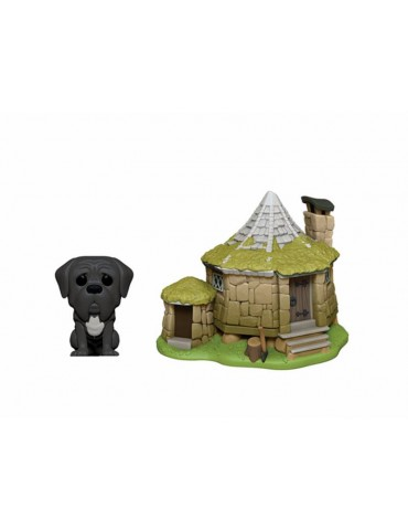 Funko POP - Harry Potter - 08 - Hagrid's Hut & Fang