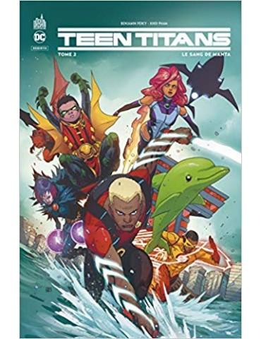DC Rebirth - Teen Titans Rebirth - Tome 02