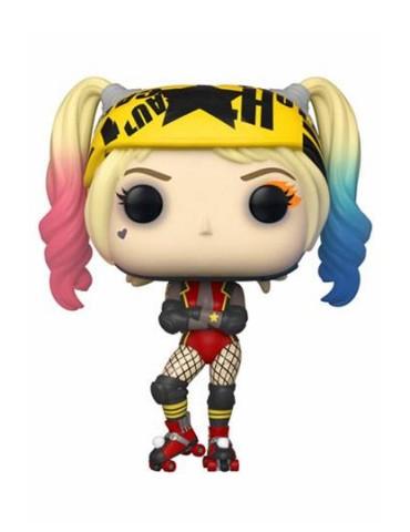 Funko POP - Les Anges De La Nuit - 307 - Harley Quinn Roller Derby