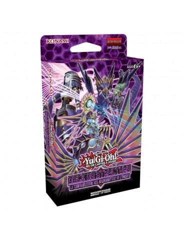 Yu-Gi-Oh Card Game - Deck de structure - La confrontation des Marionnettes