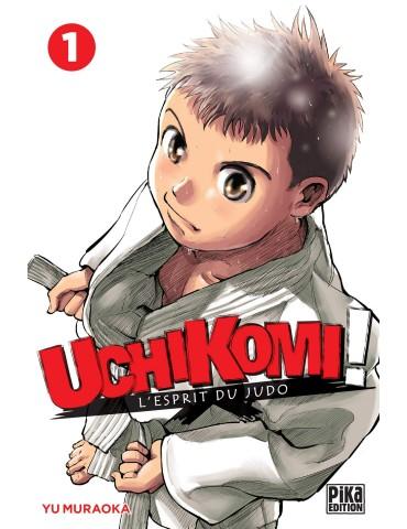 Uchikomi - Tome 01