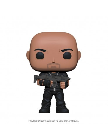 Funko POP - Fast and Furious Hobbs & Shaw - Hobbs