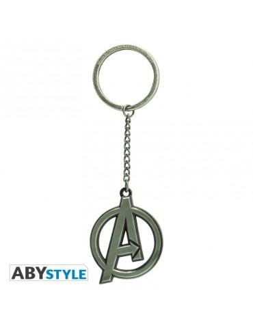 """MARVEL - Porte-clés """"Emblème Avengers"""""""
