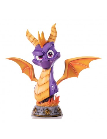 PRECO - F4F Spyro Reignited Trilogy buste 1/1 Spyro 70 cm