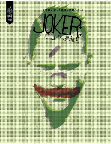 Dc Comics - Joker - killer Smile