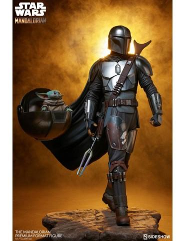 PRECO - Sideshow Star Wars The Mandalorian Premium Format