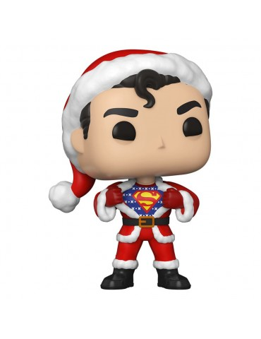 Funko Pop - Dc Comics - Superman in Holiday sweater