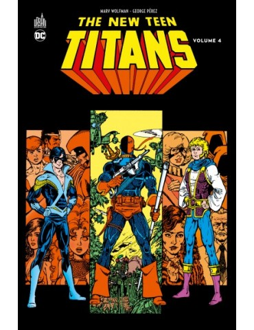 The New Teen Titans - Tome 04