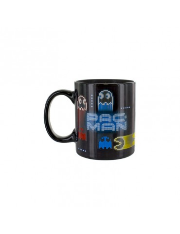 PAC-MAN Mug Heat Change