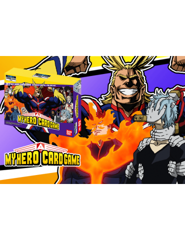 My Hero Academia Card Game Chrono Clash MH-03 - All Might and All For One Set