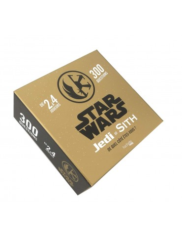 Boîte à question - Star Wars Jedi ou Sith ?