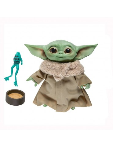 Star Wars The Mandalorian peluche parlante The Child