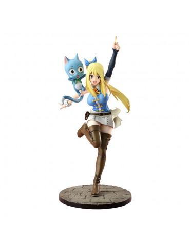 Fairy Tail - Final Season - statuette PVC - 1/8 - Lucy Heartfilia - 23 cm