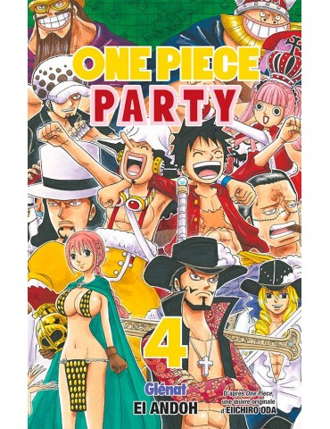 One Piece - Party - Tome 04
