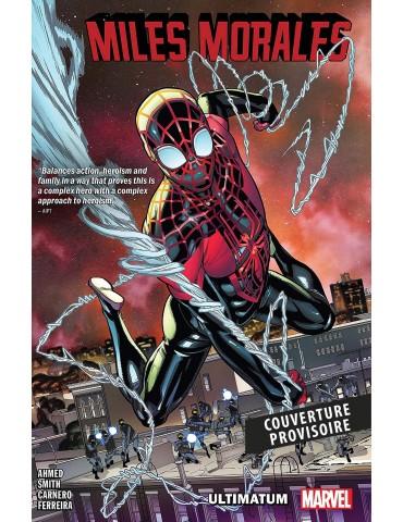 Miles Morales Spider-man - Tome 01 - Ultimatum