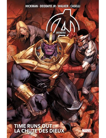 Avengers - Time Runs Out - Tome 02