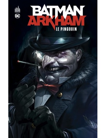 DC Nemesis - Batman Arkham Le Pingouin