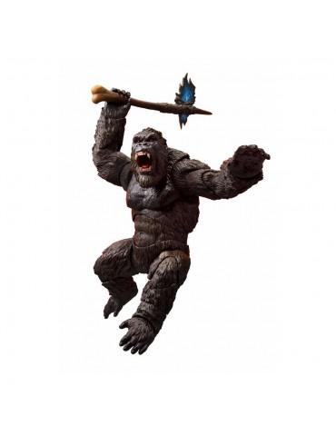 Godzilla vs. Kong 2021 figurine S.H. MonsterArts Kong 15 cm