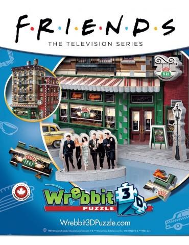 Friends Puzzle 3D Central Perk (440 pièces)