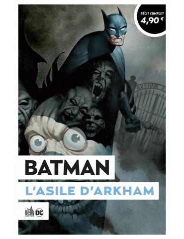 Collection le meilleur de DC Comics - Tome 04 - Batman L'asile d'Arkham