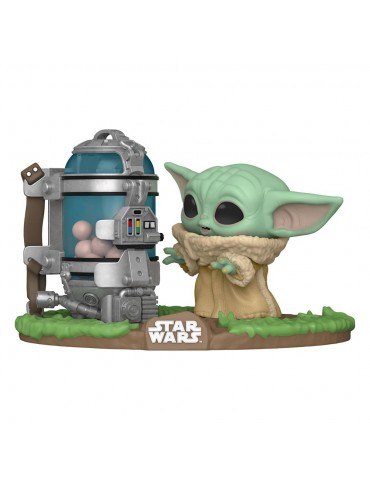 The Mandalorian - POP - Star Wars - The Child egg Canister- 407 -