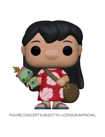 POP - Disney - Lilo & Stitch - Lilo Scrump - 1043