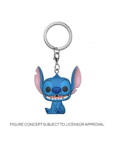 POP - Disney - Lilo & Stitch - Stitch Porte cles