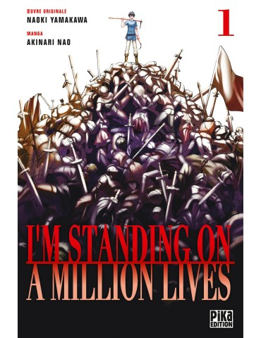 I M Standing On A Million Lives - Tome 01